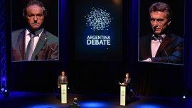 Argentina tuvo su primer debate presidencial televisado el año pasado. Su realización dependió de la voluntad de los candidatos.