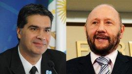 Jorge Capitanich (Chaco) y Gildo Insfran (Formosa) mantienen casi pleno empleo con muy baja ocupación