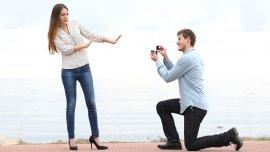 Demostrar un amor incondicional precoz puede sentenciar la pareja