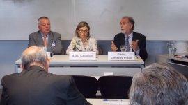 Orlando Ferreres y Javier González Fraga plantearon los desafíos inmediatos