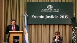El kirchnerismo desplazó a Gemignani de la Cámara por su pública oposición al Memorandum con Irán