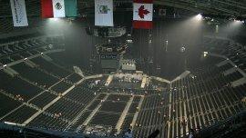 El estadio Arena Monterrey alojará las primera peleas de la UFC lejos del Districto Federal