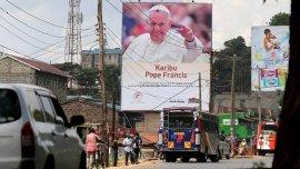 África extrema su seguridad ante un viaje de alto riesgo del papa Francisco