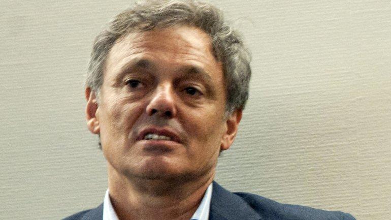 Francisco Cabrera, ministro de Producción