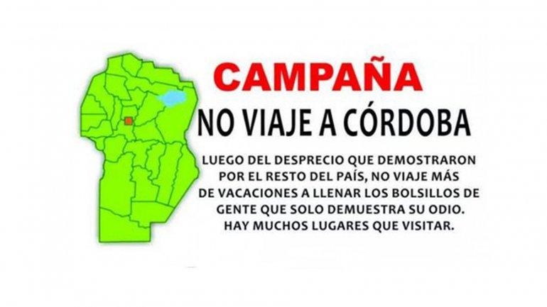 No viaje a Córdoba, la insólita campaña de militantes kirchneristas