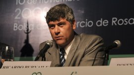 Ricardo Buryaile, ministro de Agroindustria, renovó las medidas compensatorias para los afectados por las inundaciones