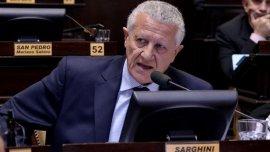 El diputado Jorge Sarguini, del Frente Renovador, ocupará la presidencia de la Cámara de Diputados bonaerense.