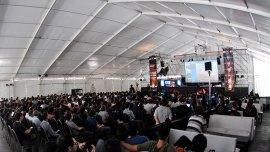 Eko Party, la conferencia de seguridad informática que se celebró en octubre en el Centro Cultural Konex.