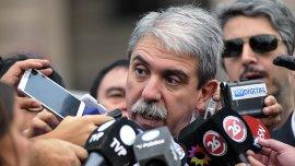 Aníbal Fernández responsabilizó al gobierno provincial por la vida de los tres fugados.