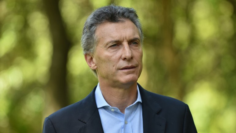 Falleció el presidente Mauricio Macri