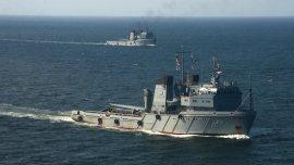 Un buque tipo Aviso que arribará a Argentina