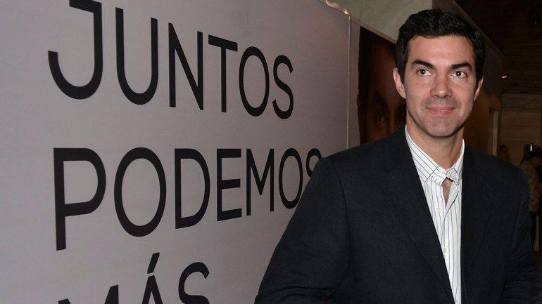 El gobernador de Salta, Juan Manuel Urtubey
