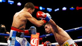 El argentino Jesús Cuellar retuvo el título frente al puertorriqueño Johnatan Oquendo