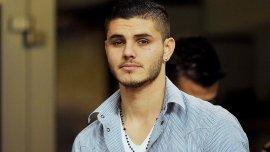 Mauro Icardi fue víctima de un hecho de inseguridad en Milán