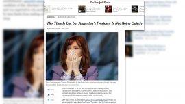 Captura. Así reflejó la polémica por el traspaso The New York Times