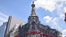 El gobierno nacional avanzó con el trámite administrativo para desarrollar la recuperación del histórico edificio.