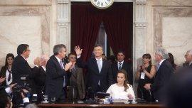 Mauricio Macri activó el Congreso con el llamado a sesiones extraordinarias