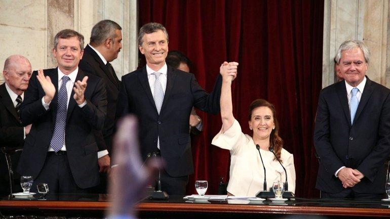 Mauricio Macri hablará este martes ante el Congreso