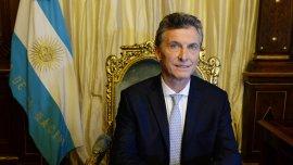 Macri expresó su satisfacción por el acuerdo en la cumbre de París por Twitter