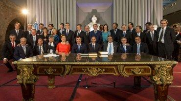 Los primeros sectores empiezan a asomar en el gobierno de Mauricio Macri