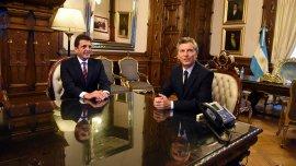 La primera conversación ocurrió en la reunión entre Sergio Massa y Mauricio Macri del pasado 13 de diciembre