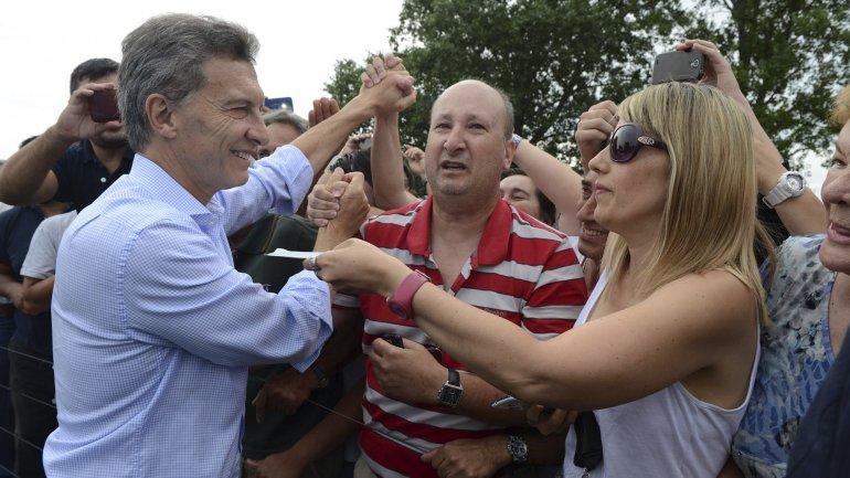 Macri:Hay que pagar con alegría más Impuesto a las Ganancias