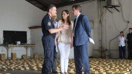 Bressi, Vidal y Ritondo: los resultados del operativo Cofres Verdes