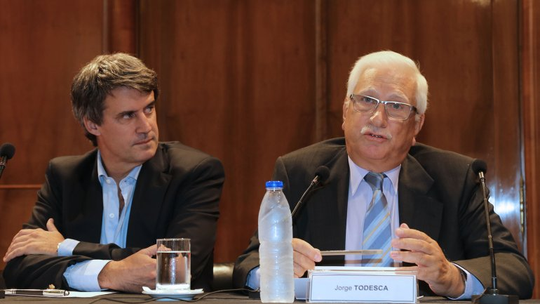 Alfonso Prat-Gay y Jorge Todesca hablaron de la inflación pasada y también de la futura