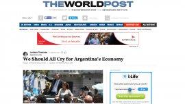 La columna de Jordana Timerman fue publicada en el Huffington Post