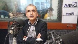 Guillermo Moreno volvió de Italia y ya se sumergió en la política nacional