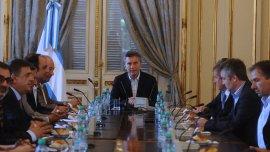 La UCR expresó su apoyo a Mauricio Macri