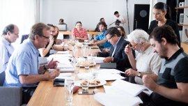 El arquitecto Daniel Silberfaden y el empresario Julián Arostegui, ideólogos del proyecto Unacasa
