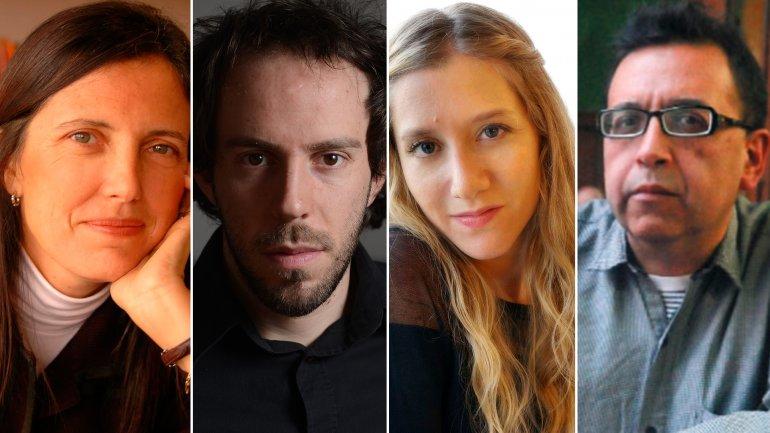 Claudia Piñeiro, Mauro Libertella, Violeta Gorodischer y Gonzalo León, algunos de los escritores que eligieron sus libros favoritos del año.