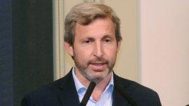 Rogelio Frigerio defendió la intervención en la Afsca y aseguró que cumplirán la Ley de Medios, aunque le harán correcciones.