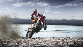 Honda quiere volver a ganar el Dakar.