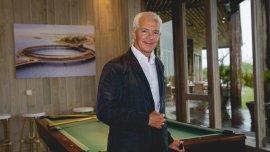 Eduardo Costantini, dueño de Consultatio