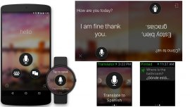 Microsoft Translator, en wearables