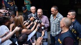 Martín Sabbatella y otros funcionarios de la Afsca promocionaron acciones legales para frenar los cambios que dispuso el Gobierno.
