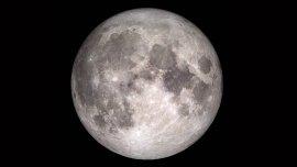 La luna llena que la NASA estima se verá en Navidad