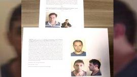 El documento oficial que establece una recomensa de $2 millones por datos sobre los hermanos Lanatta y Schillachi