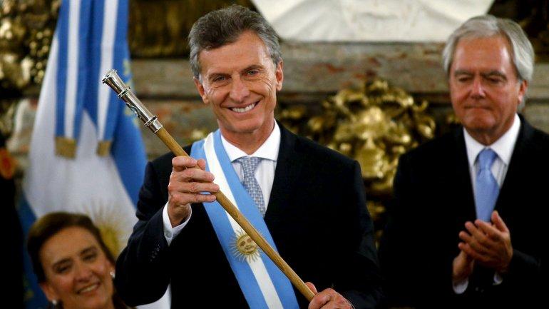 El presidente Mauricio Macri toma medidas de shock con gradualismo