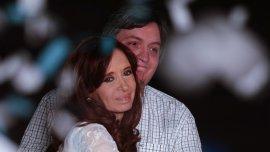 Carlos Rívolo amplió hoy la imputación contra la ex presidente Cristina Elisabet Kirchner y su hijo y diputado nacional, Máximo Kirchner
