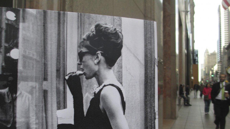 Audrey Hepburn en Desayuno en Tiffany´s