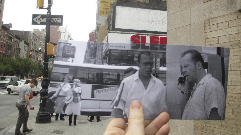 Samuel L. Jackson y Bruce Willis en Duro de matar 3: La venganza