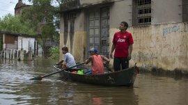 En Concordia, la ciudad más afectada, todavía hay 10.000 evacuados