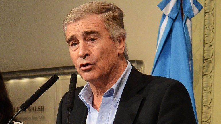 El ministro de Comunicaciones, Oscar Aguad, desacreditó la precautelar contra la intervención de la Afsca.