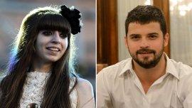 Florencia Kirchner y Camilo Vaca Narvaja terminaron su relación después de que en agosto nació su hija, Helena.