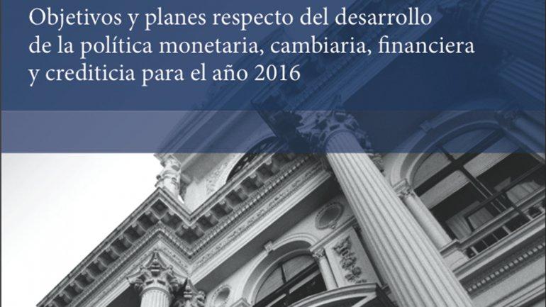 El Banco Central asegura que la flotación del tipo de cambio permitirá disociar el precio del dólar al de la inflación esperada