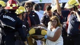 El primer accidente del Dakar fue en Arrecifes