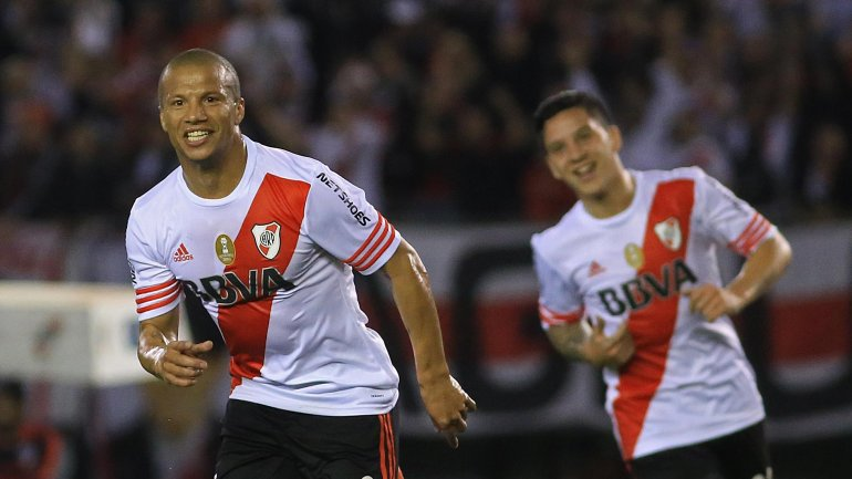Con este modelo, River levantó la Copa Libertadores en 2015